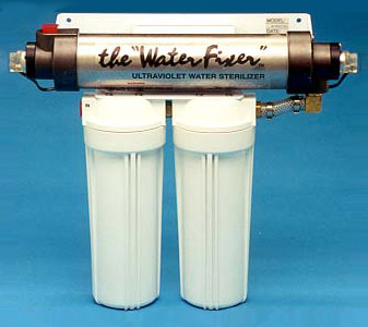 Ultraviolet Water Filters And Purifiers Model 1000